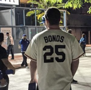 Barry Bonds Jersey