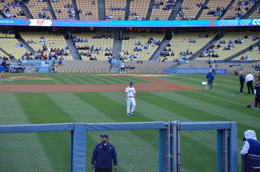 KERSHAW STRETCHING
