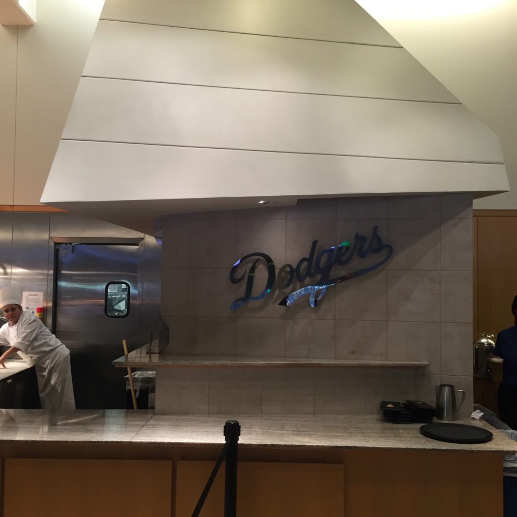 DODGERS PIZZA OVEN