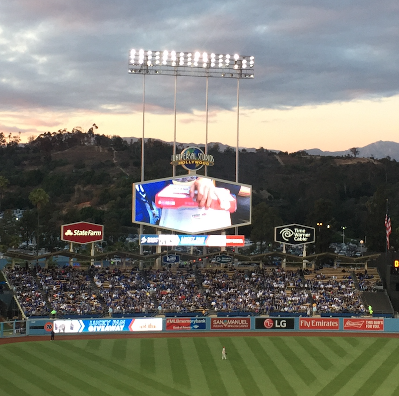 Papa Johns Dodger Stadium
