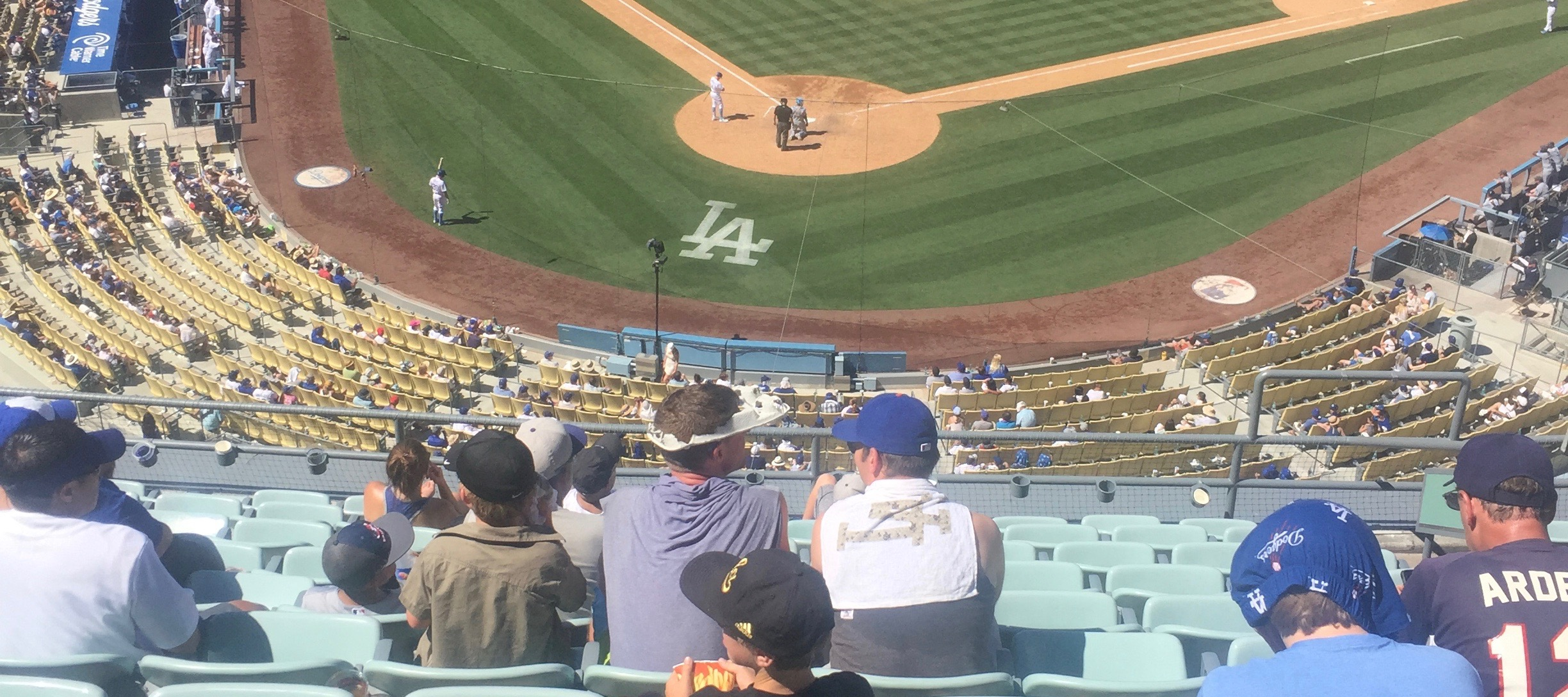 Game 18 Dodgers 2 Brewers 1 A Very Pleasant Good