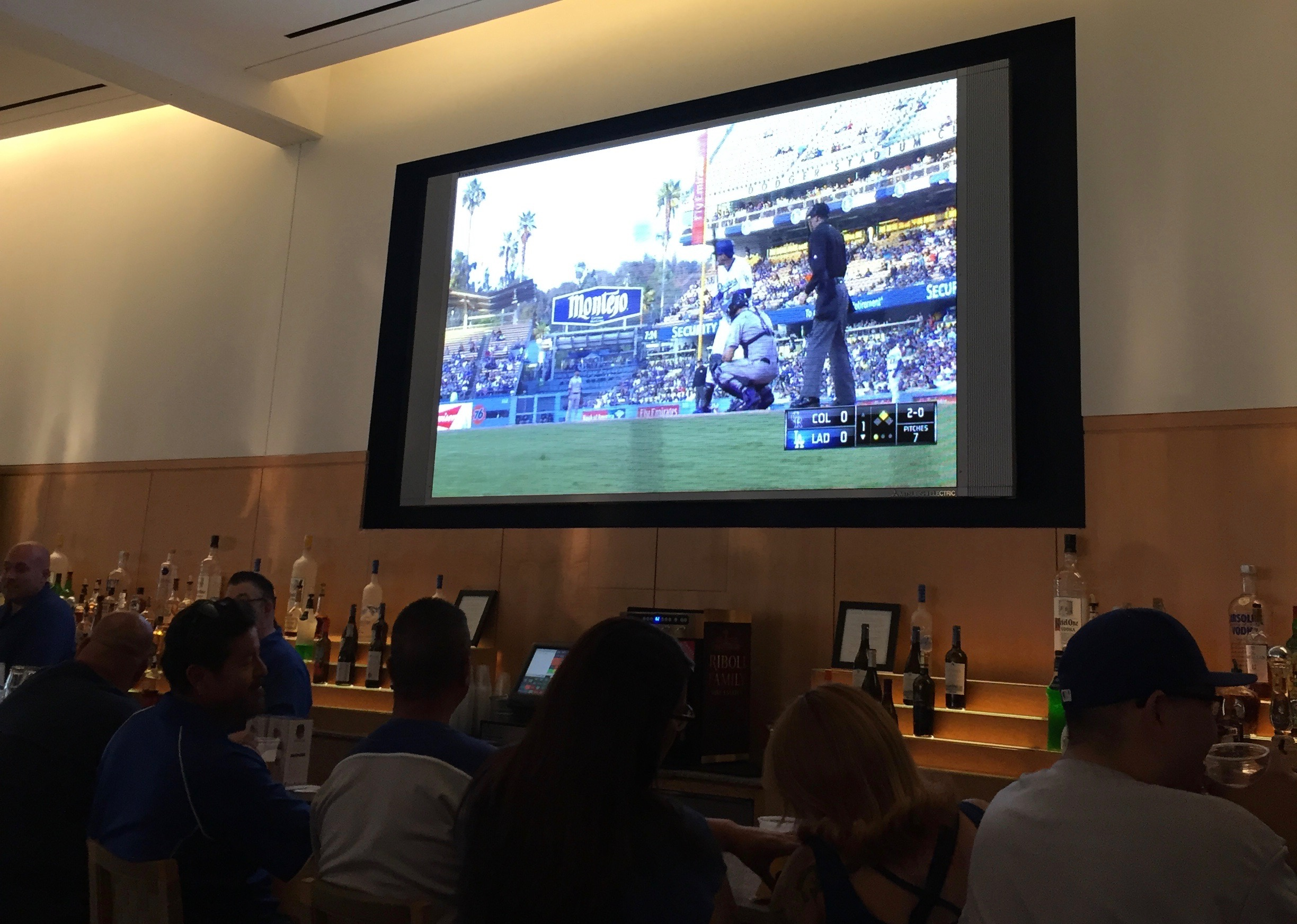 Stadium Club Dodger Stadium