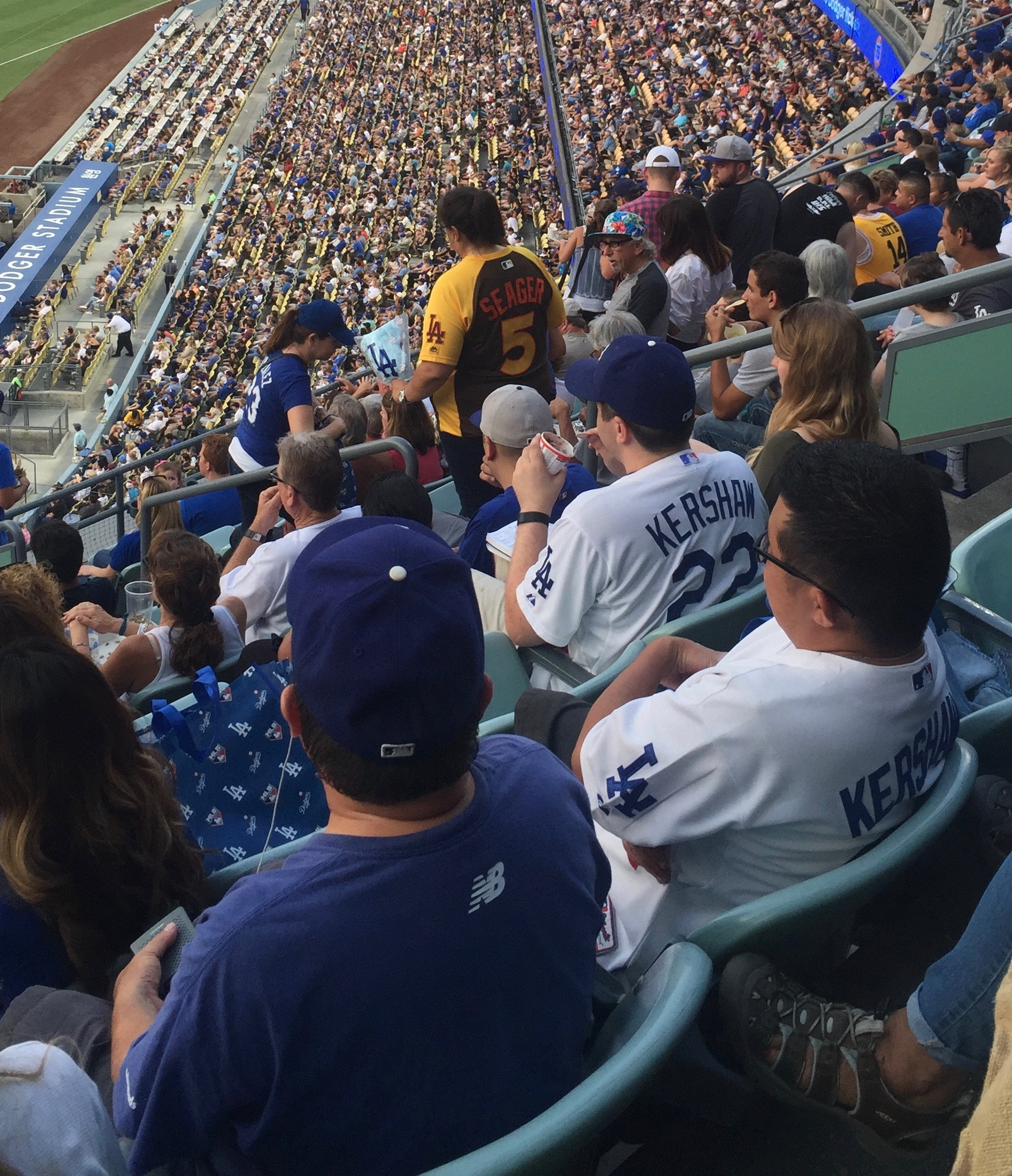 COREY SEAGER JERSEY 2
