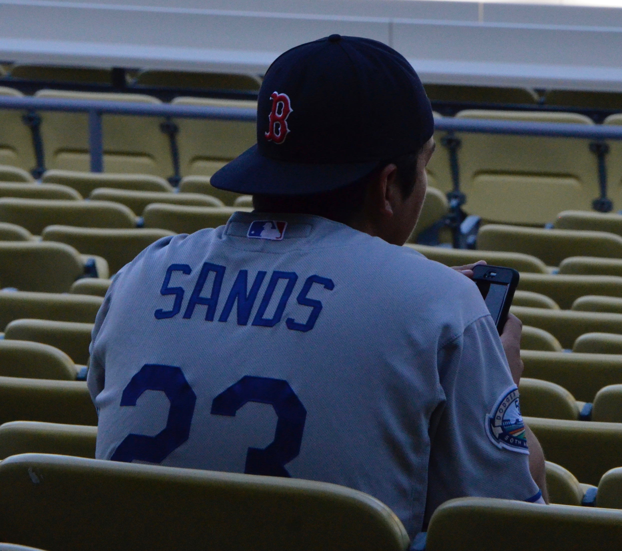 Jerry Sands Jersey